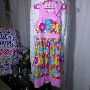 Bonnie Jean Little Girl's Sundress